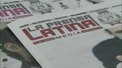 WATCH: Hispanic Heritage Month: La Prensa Latina celebrates its 25th anniversary