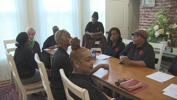 How a local tea house is helping Orange Mound women Level Up