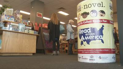FOX13 Collects Books for Read Across America