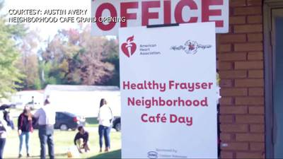 Local group provides healthy food and combats food insecurity in Frayser