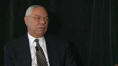 WATCH: Colin Powell's death is impacting people's perceptions of vaccine effectiveness and the immunocompromised