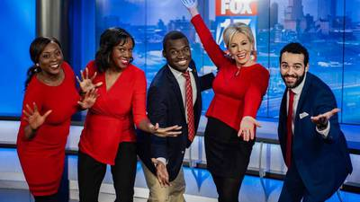 PHOTOS: FOX13 Goes Red For Women