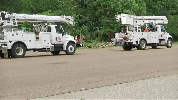 Mid-South emergency crews issue warning ahead of severe weather