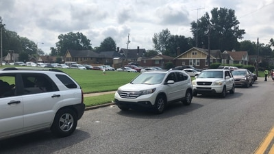 PHOTOS: Hundreds come out to get utility assistance from MLGW