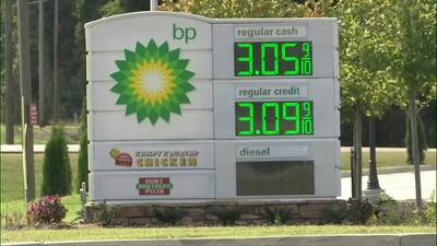 Gas prices at 7-year high and hitting Mid-South pockets hard