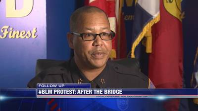 FOX13 Investigates relationship between activists and MPD Director months after bridge protest