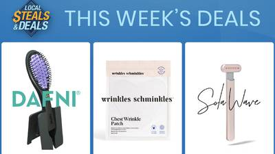 Local Steals and Deals: SolaWave, Dafni and Wrinkles Schminkles
