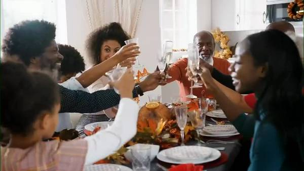 WATCH: CDC releases new suggestions to keep your family safe this holiday season