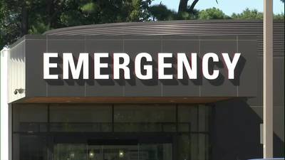 WATCH: Patients seeing longer wait times in local emergency rooms due to spike in COVID cases