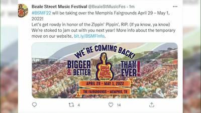 WATCH: Beale Street Music Festival, World Championship Barbecue Cooking Contest move to Fairgrounds in 2022