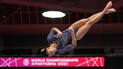Photos: US women compete in 2021 World Gymnastics Championships qualifying