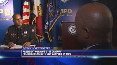 MPD Director talks President's Task Force on 21st Century Policing