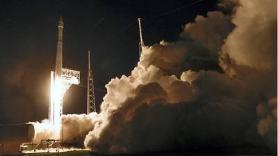 NASA rocket named Lucy soars into the sky -- with diamonds