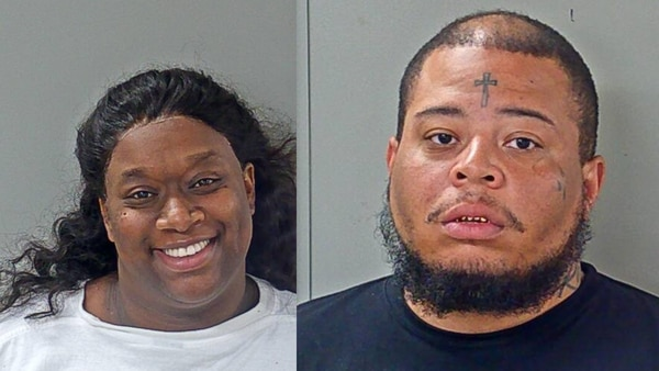 2 arrested after cocaine, firearms & cash found, police say