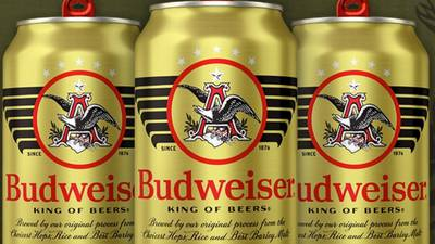 Budweiser unveils military heritage cans ahead of Veterans Day