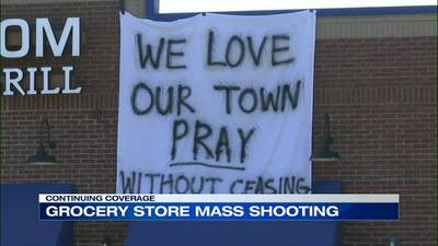 WATCH: Collierville community works to regain hope following grocery store shooting