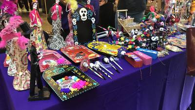 PHOTOS: Day of the Dead celebration at Crosstown Concourse