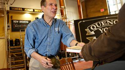 Samuel Adams special-release beer will be illegal in these 15 states