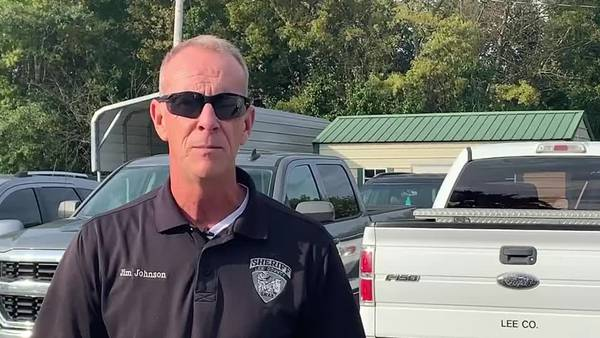 WATCH: Lee County sheriff warns of phone scam