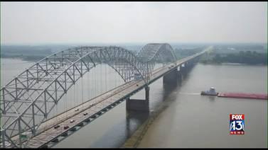 Watch: I-40 Bridge completely reopen, TDOT says