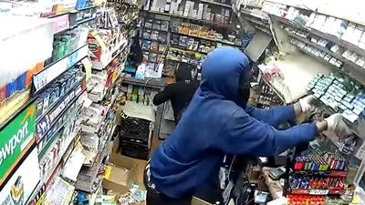 MPD searching for 3 suspects who stole cash, cigarettes from local business