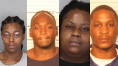 5 fugitives, including murder suspect, arrested in Memphis this week, officials say