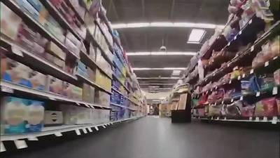 WATCH: Supply chain issues cause grocery prices to rise; predicted higher in 2022