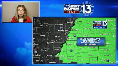 WATCH: FOX13's Sunday Early Morning Weather Forecast