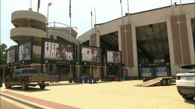 WATCH: Ole Miss preparing for packed home opener this weekend