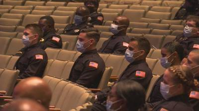MPD hosts first police recruitment class during pandemic and amid calls for defunding department