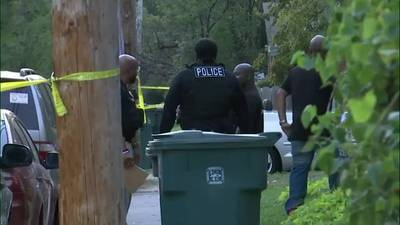 WATCH: 'Saw the young man lying there': neighbor reacts to double shooting that leaves teen dead