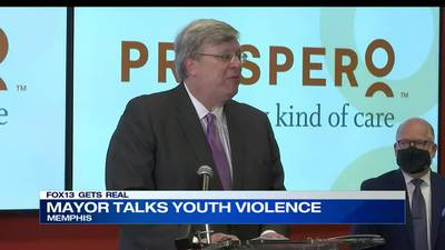 Memphis mayor calling on county, state leaders to do more about violent crime