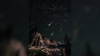 Year's best meteor shower peaks this week
