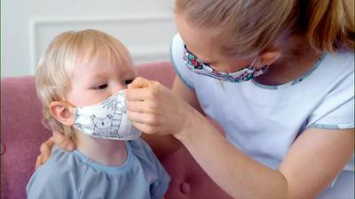 Masks at school will keep more children safer from infection, doctor says