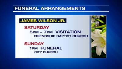 WATCH: Funeral arrangements for post office shooting victim announced