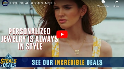 Local Steals and Deals with Maya J, Kalorik and Mission