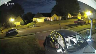 WATCH: Grandmother carjacked in front of her home