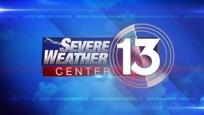WATCH: FOX13's Monday Midday Weather Forecast