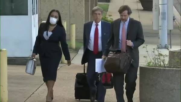 Sen. Katrina Robinson takes the stand in federal wire fraud trial