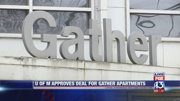 Local apartment complex will soon be managed by University of Memphis