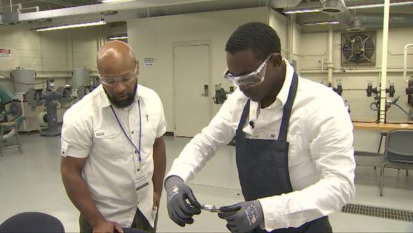 Level Up: Southwest students hired on the spot after completing medical device program