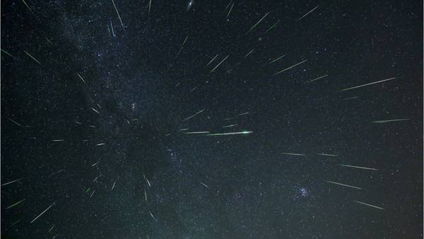 Amazing meteor showers will be seen in the Mid-South