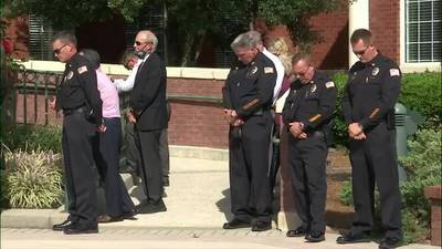 WATCH: Local faith leaders meet for prayer for Kroger shooting victims