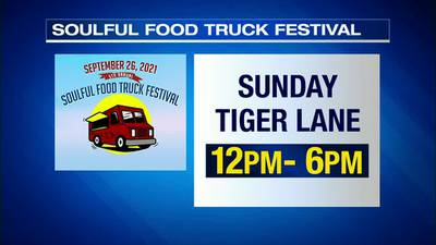 WATCH: 5th annual Soulful Food Truck Festival back in Memphis this weekend