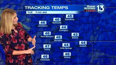 WATCH: FOX13's Monday midday weather update