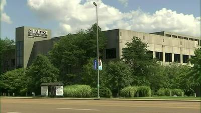 WATCH: Mid-South hospital receives federal staffing help amid ongoing pandemic