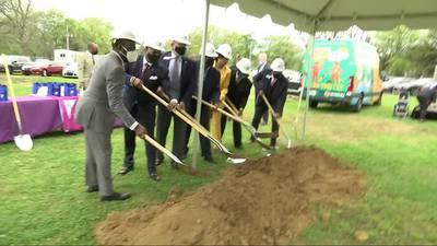 Local leaders break ground on new YMCA facility in Whitehaven