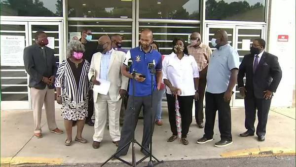 Local faith leaders discussing ways to make a difference after 19 children murdered