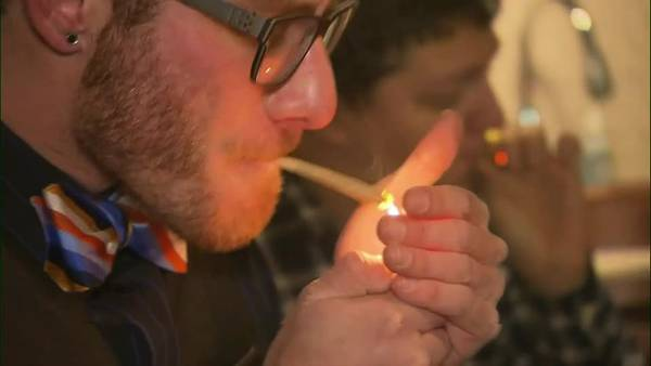 WATCH: New study suggests marijuana use increases chances of getting COVID-19