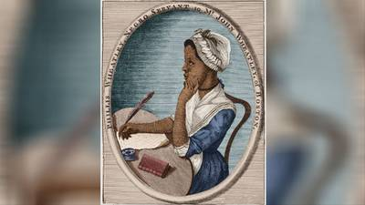 Black History Month: Phillis Wheatley, America's first black published poet